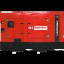 El-verk 75 kWA, diesel