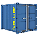Container 8 fot
