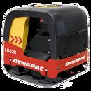 Markvibrator Dynapac LG520 506 kg Diesel, Radiostyrd