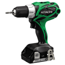 Handborrmaskin/skruvdragare Hitachi DS18DSL, 18V