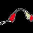 Fasvändare, 380 V 16 amp